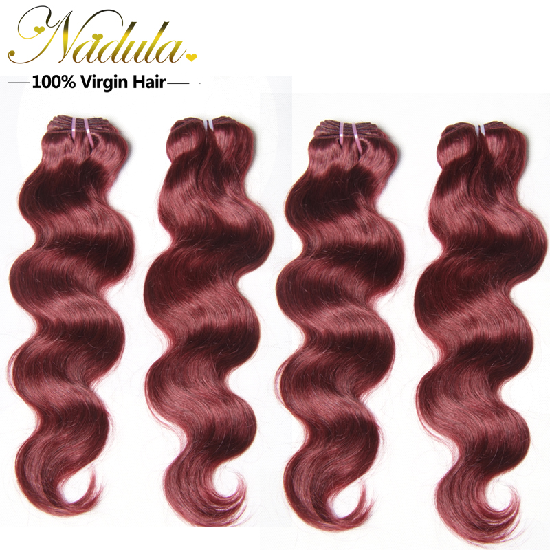 Free Shipping Human Hair Weave 4pcs Brazilian Virgin Hair Body Wave