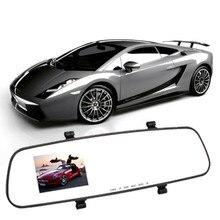 Бесплатная доставка 2.4 Full HD 1080 P Авто Автомобильный видеорегистратор зеркало заднего вида G-Сенсор Камера видеорегистратор Даш Камера автомобиль заднего вида Камера