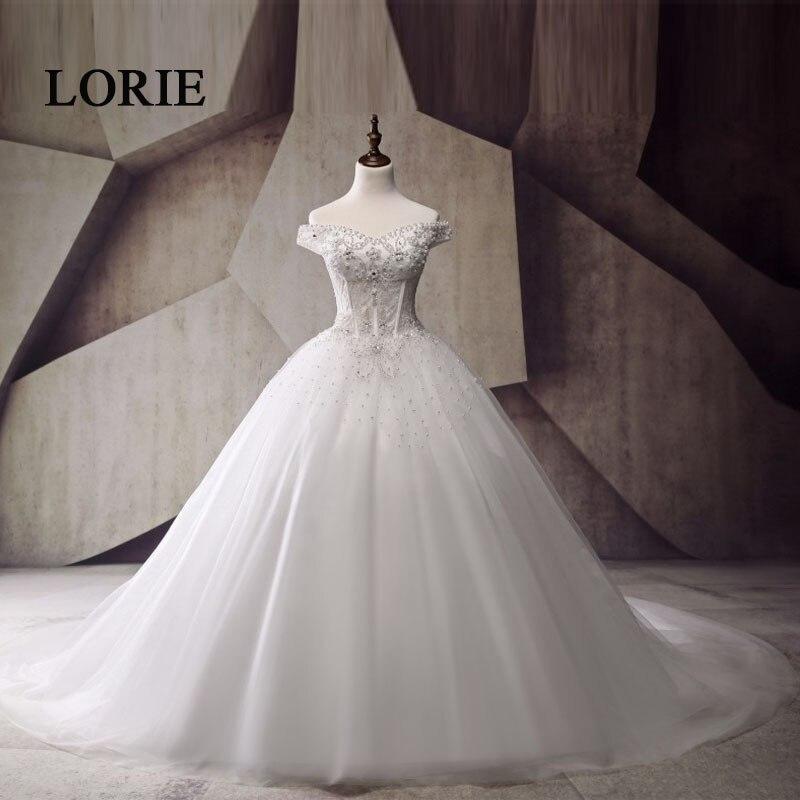 Ver a través del corsé estilo princesa Vestidos de novia 2017 ...