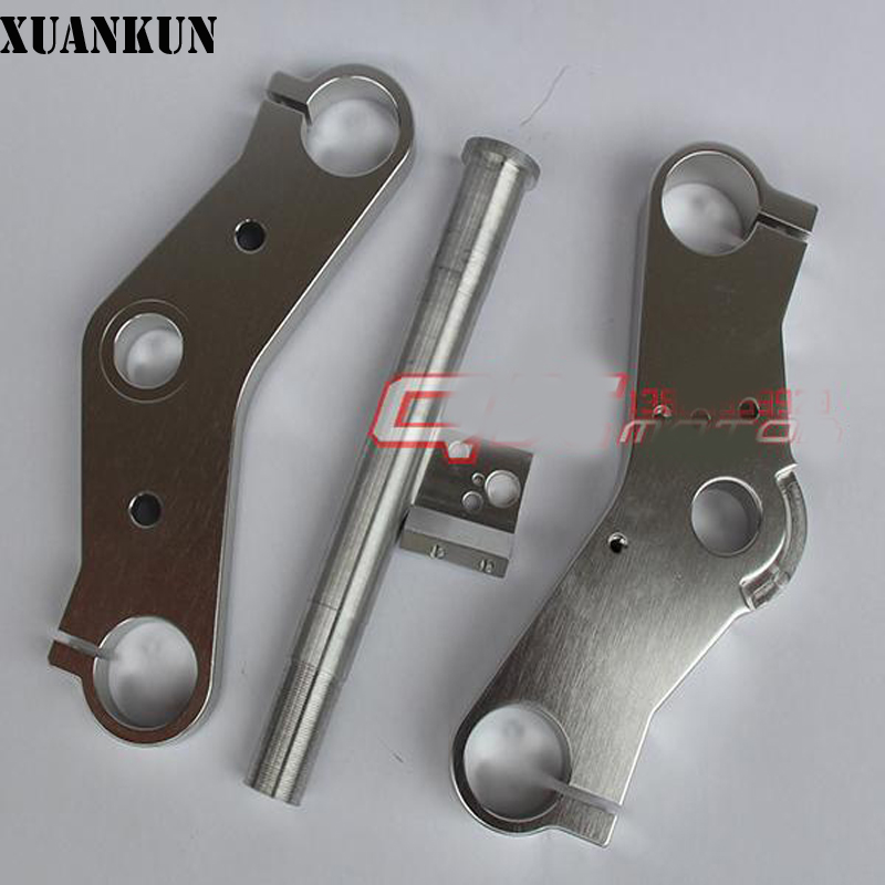 XUANKUN Monkey Small Monkey Motorcycle Modified Cnc Direction 31mm Upper And Lower Board