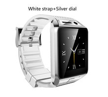 Fabrikpreis Heißer Bluetooth SmartWatch GV08S Sim-karte Smart Uhr 2 Farben Bluetooth 3,0 Kompatibel Mit Alle Smart-handys