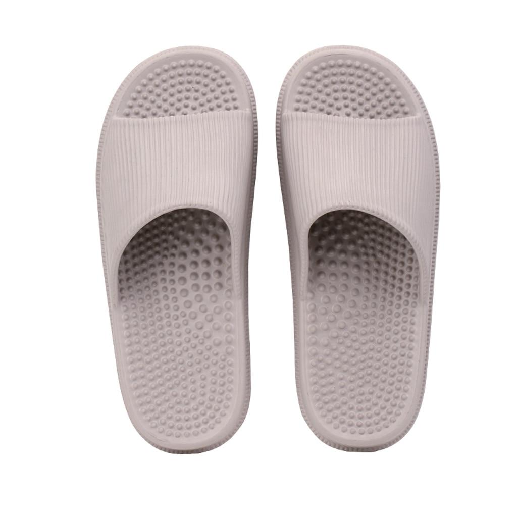 Boys Girls Home Sandal Quick Drying Non-Slip Shower Bath Slippers Stylish Beach Sandals