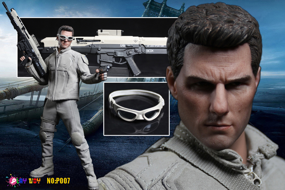 1:6 scale Super flexible male figure 12 action figure doll Collectible model Plastic toy Oblivion Jack Harper Tom Cruise 1 6 scale figure doll terminator3 rise of the machines fembot t x 12 action figure doll collectible model plastic toy