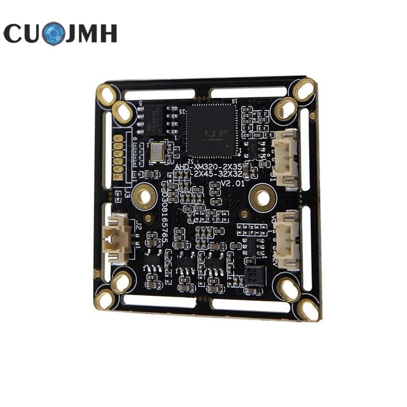 1 Pcs Camera Hd Motherboard Ahd Coaxial Modules Two Million Ahd320 And Sc2045 High Quality Camera Main Control Unit Modules self dual z4 modules