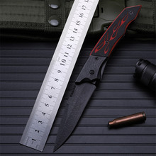 Knife Butterfly Sale Rushed New Arrival Hunting Folding G10 Handle Camping Pocket Survival Rescue Tactical Knives Tool Gift