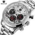 Relojes 2018 BENYAR 5107 M 腕時計男性ファッションスポーツクォーツメンズ腕時計ブランドの高級ビジネス防水時計レロジオ Masculino