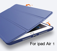 Case For Apple Ipad Air 1 Ultra Slim Smart Case 3 Folding Stand Auto Sleep Wake
