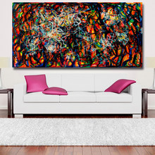 Abstract Wall Art the calculus Wall Painting poster Home Decorative Art Pictures Paint on Canvas Prints no frame(China)