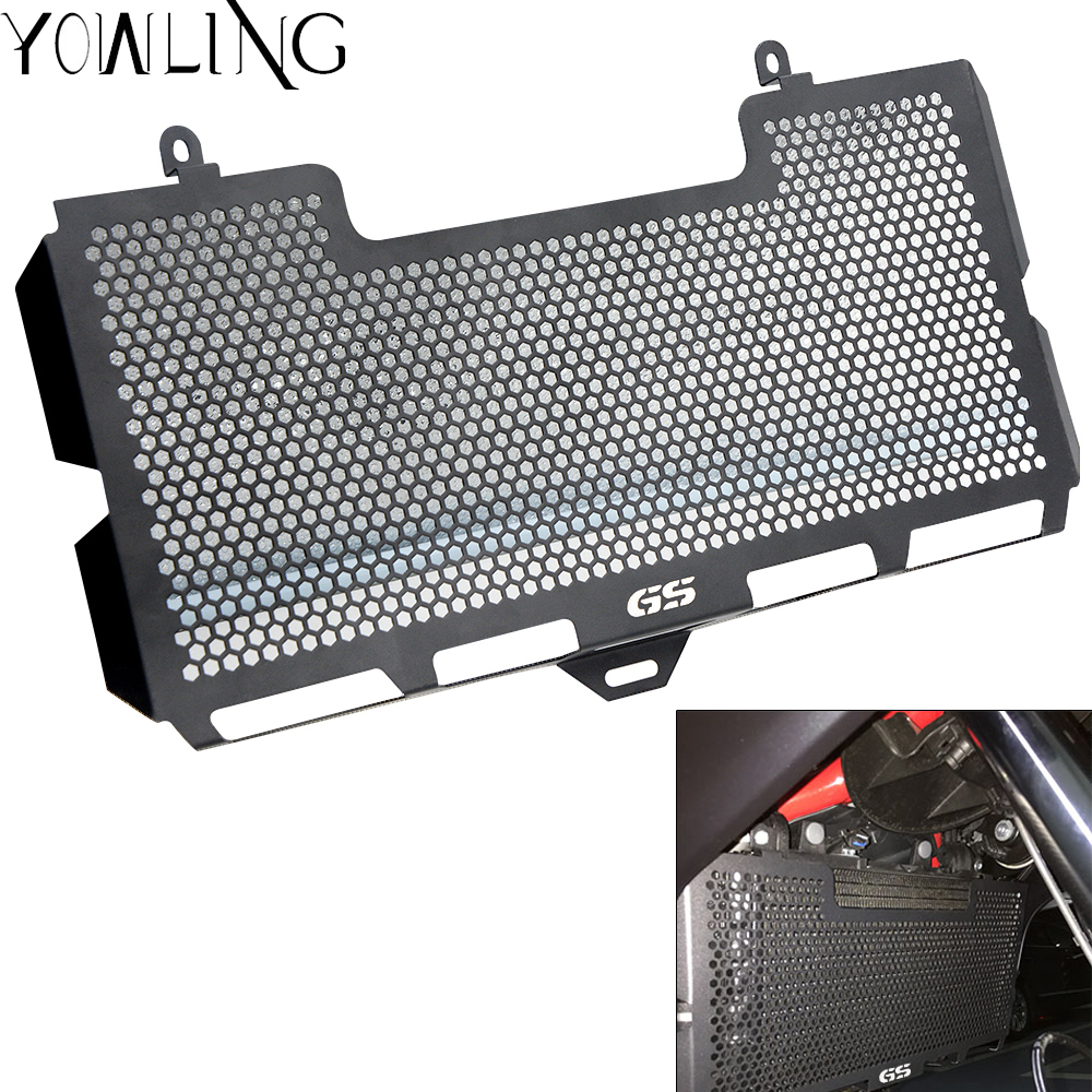 Motorcycle Radiator Guard Grille Cover Water tank network Cooler Protector For BMW F650GS F700GS F800GS Radiator Grill Guard grille