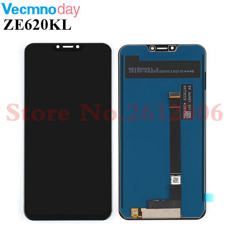For Asus Zenfone 5 2018 Gamme ZE620KL LCD Display Touch Screen Digitizer Assembly Replacement Parts For ASUS 5z ZE620KL LCDFor Asus Zenfone 5 2018 Gamme ZE620KL LCD Display Touch Screen Digitizer Assembly Replacement Parts For ASUS 5z ZE620KL LCD