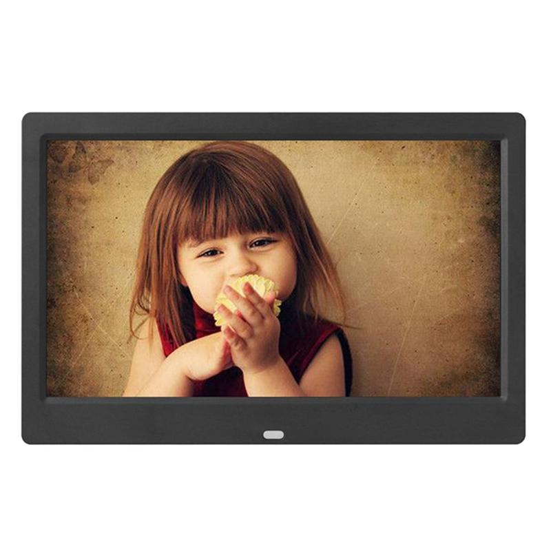 ALLOYSEED 13.3 inch Digital Photo Frame HD 1366X768 High Resolution Remote Control Electronic Album Picture Music Video Display adroit high quality 10inch hd 16 9 digital photo frame picture album mp4 video player remote control 30s61122 drop shipping