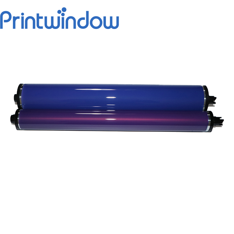 Printwindow New Compatible 2X/Set (1pc Black+1pc Color) OPC Drum for Xerox DC C6550 WC 7655 7665 7675 7755 7765 7775 compatible new opc drum for xerox dc4110