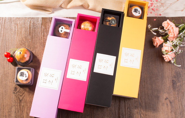 29.6*8.6*5cm Brown Kraft Drawer Box Handmade Macaron Packaging Gift Craft Jewel Boxes 100pcs/lot Free shipping