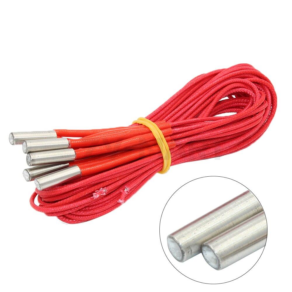 1Pc 3D Printer Mendel 12V 40W OR 24V 40W Cartridge Heater Reprap 12V / 24V 40W1Pc 3D Printer Mendel 12V 40W OR 24V 40W Cartridge Heater Reprap 12V / 24V 40W