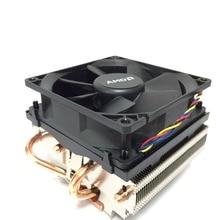 AMD FX-Series FX-8300 в штучной упаковке Процессор оригинальный вентилятор для процессора теплоотвод 4 P латунь радиатор охладители вентилятор радиатора Вентилятор AM3 FM2