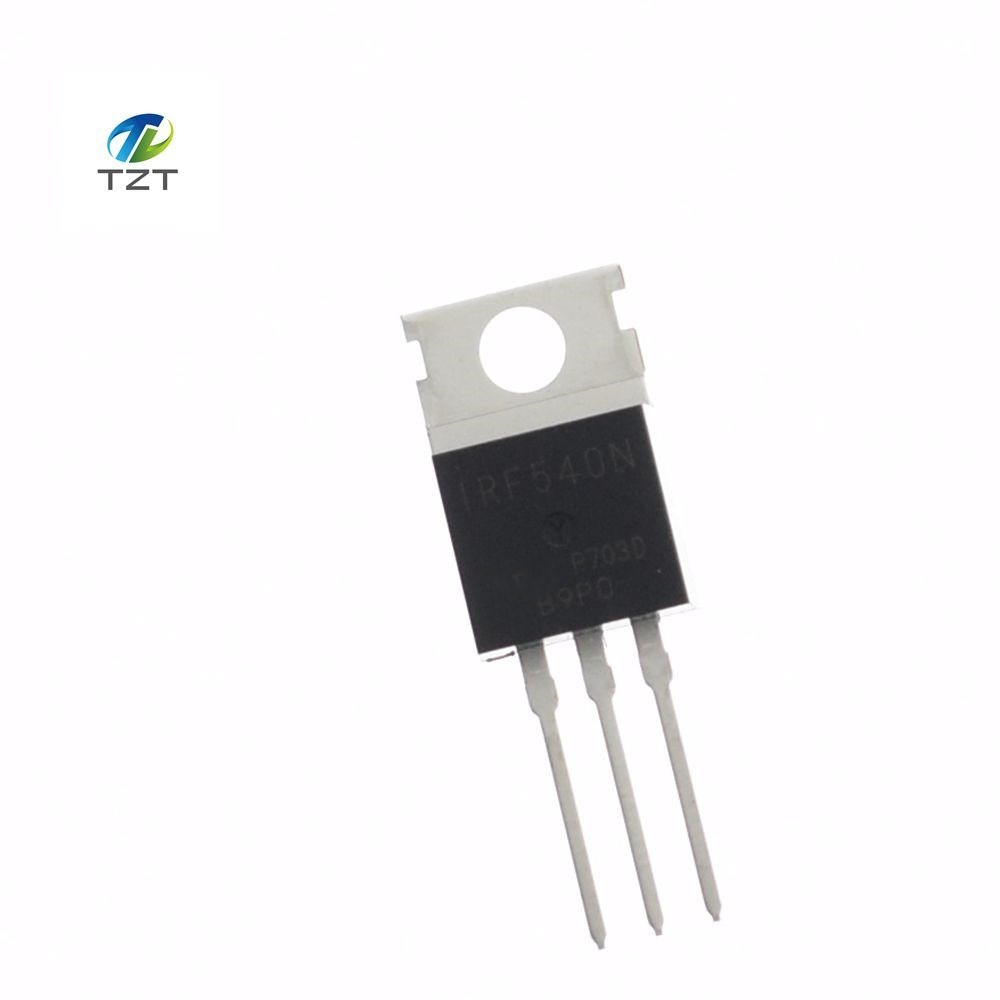 10PCS IRF540N IRF540 TO-220 N-Channel 33A 100V Power Mosfet.GN