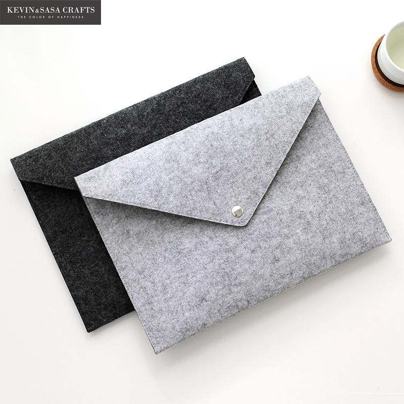 1Pc Sell Fabric File Folder Document Bag Quality Stationery Document Folder 34*25cm Office File Folders Kawaii School Supplier