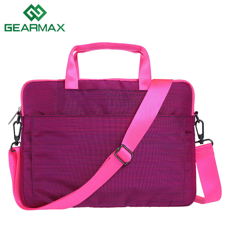 GEARMAX 13 Inch Laptop Bag for iPad Pro 12.9 Inch Waterproof Nylon Notebook Case for Macbook Pro 13 Sleeve for Xiaomi Air 13.3 pokoko brand notebook laptop sleeve bag case for apple macbook air 13 pro 13 3 inch retina portable handbag laptop bag
