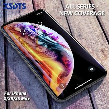Xsdts 4D закаленное Стекло для IPhone X