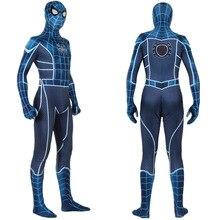 Adult Kids Spider Man Fear Itself Suit Cosplay Costume Zenta