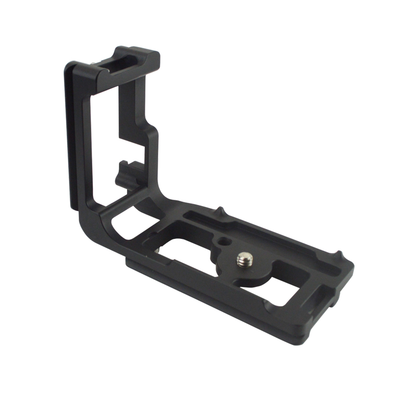 Quick Release Mounting L Plate Bracket for Canon 5D3 5DIII 5D Mark III DSLR Arca-Swiss Benro RRS Free Shipping