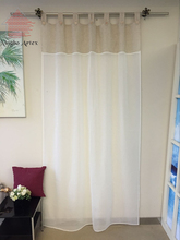 Artex 2017 Curtains Window Curtain Sheer Curtain For Living Room Tulle Curtain Punching rideau cortinas pre-sale dont buy