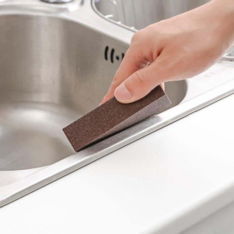 2018 Useful Cleaning Sponge Practical Kitchen Cleaning Sponge Useful White Magic Cleaning Sponge 10pcs Magic Melamine Sponge