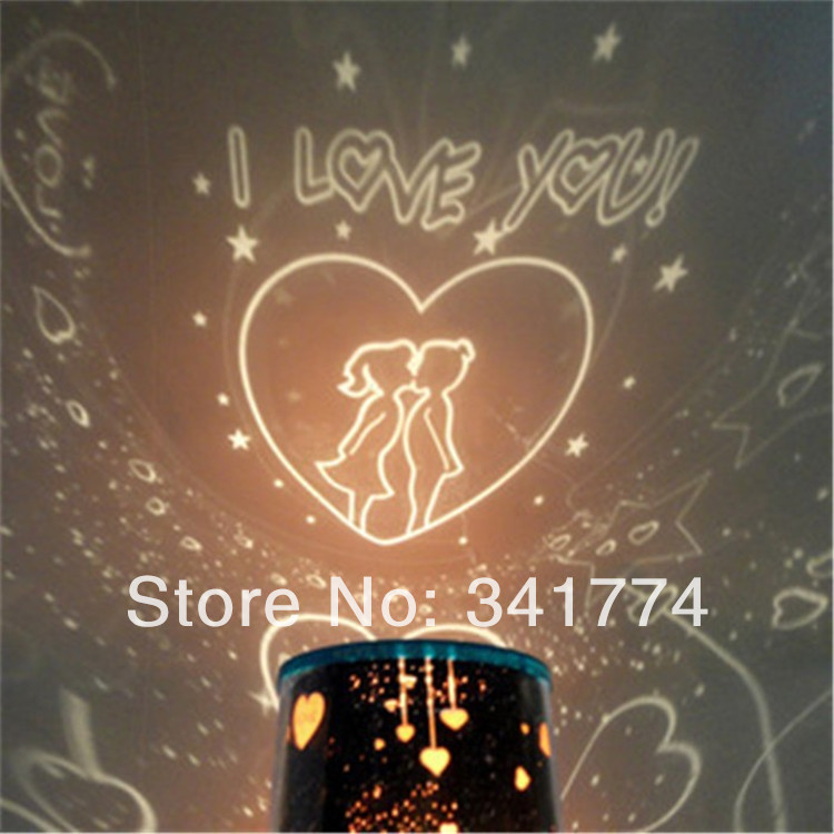LED Planetarium Night Lights Starry Sky Star Master Projector Lamp  Creative Gift for Kid Bedroom Party. gift box ribbon bow Picture   More Detailed Picture about LED