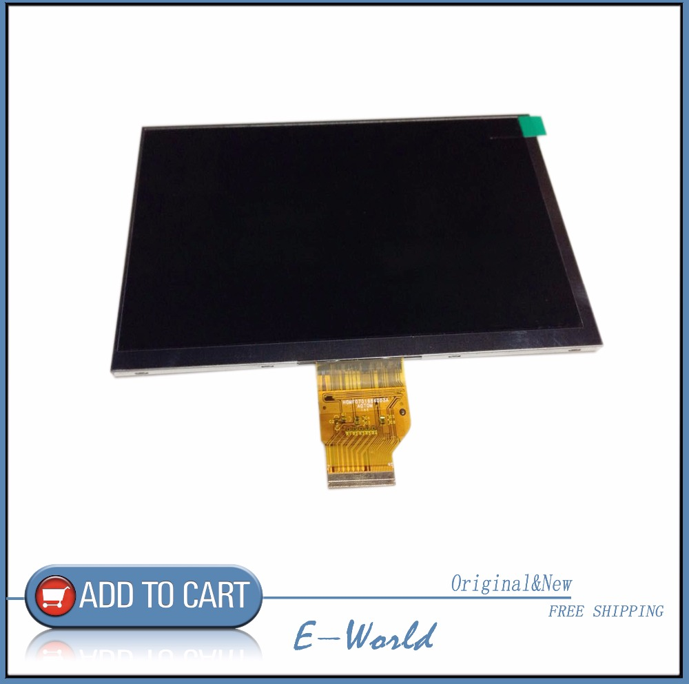 Original and New 7inch 40pin LCD screen HGMF0701684003A AOTOM for tablet PC Free shipping original and new 7inch 40pin lcd screen hgmf0701684003a aotom for tablet pc free shipping
