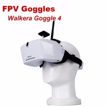 Original RC FPV Goggles Walkera Goggle 4 With 5 Screen 5 8G Antennas For RC Quadcopter