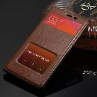 Redmi Note 2 Case Genuine Leather Cases For Xiaomi Redmi Note2 Cover Luxury Protector For Hongmi