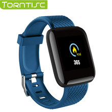 Torntisc 1.3 Inch Smart Watch Men IP67 Waterproof Heart Rate Monitor Smartwatch Women For Android IOS PK Apple Watch(China)