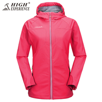 2017 Autumn High Experience Brand Women Outdoor Coat Hiking Jacket