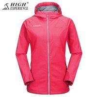 2017 Autumn High Experience Brand Women Outdoor Coat Hiking Jacket