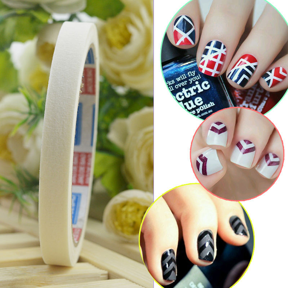 Aliexpress Multicolored Rolls Striping Tape Line Diy Nail Art