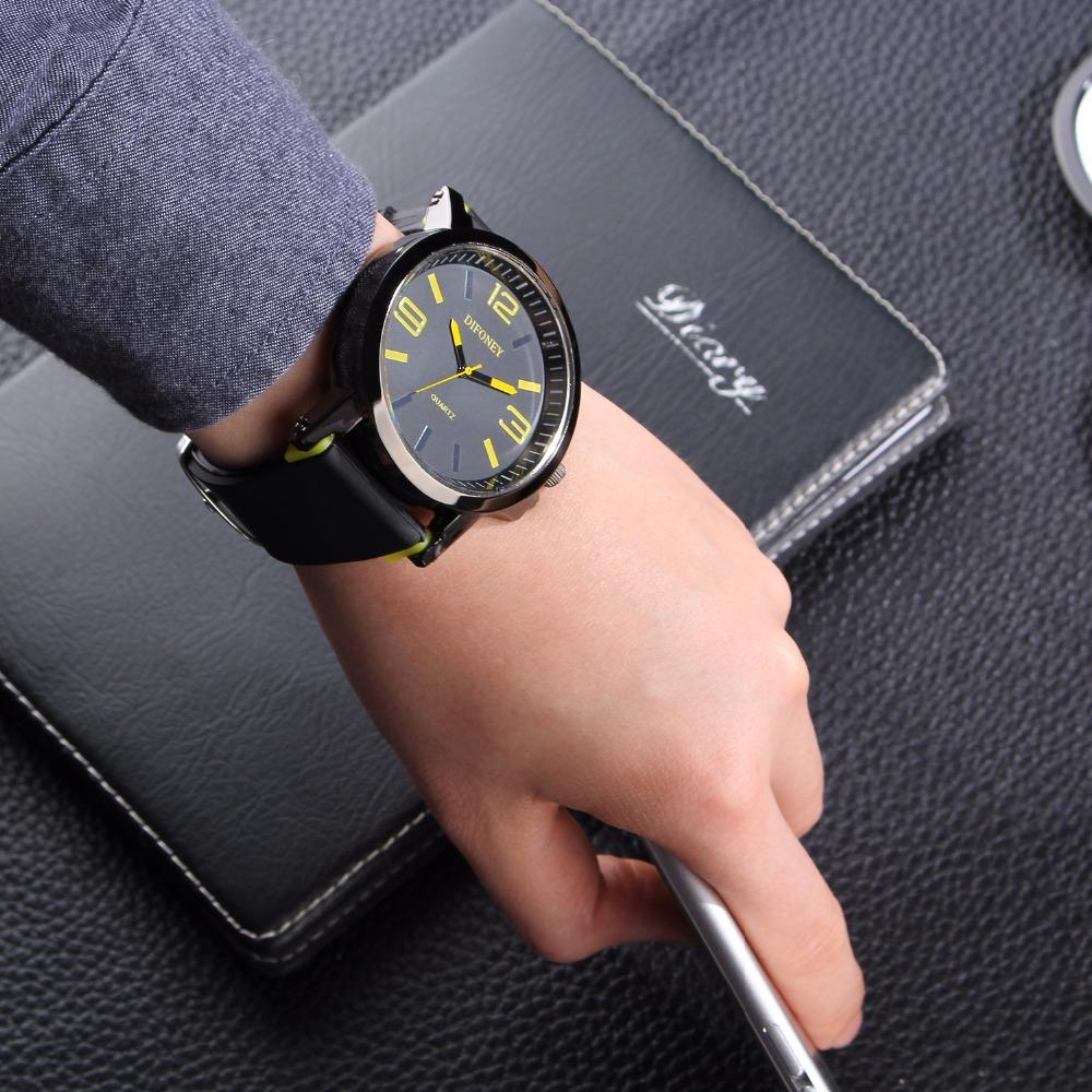 17 Luxury Brand Quartz Watches Men Sport Watch Fashion Casual Business Wrist Watch Men Relogio Masculino 6