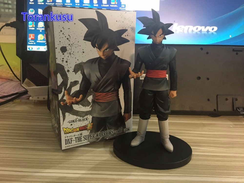 Toys & Hobbies Dragon Ball Z Action Figure Zamasu Goku Black Dxf 200mm Dragonball Z Super Saiyan Black Goku Esferas Del Dragon Dbz Db40 Utmost In Convenience