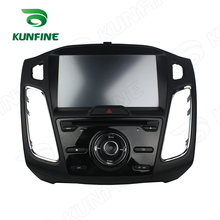 Quad Core1024*600 Android 5.1Car DVD GPS Navigation Player for Ford Focus 2015 Bluetooth steering wheel control Remote