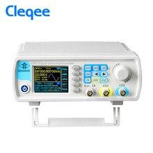 Cleqee JDS6600-40M JDS6600 серии 40 мГц цифровое управление двухканальный DDS генератора сигналов функции частотомер произвольное