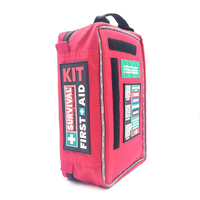 Professional Large Empty 4 Layers First Aid Kit Outdoors Car Bag First Aid Bag Survival Medine