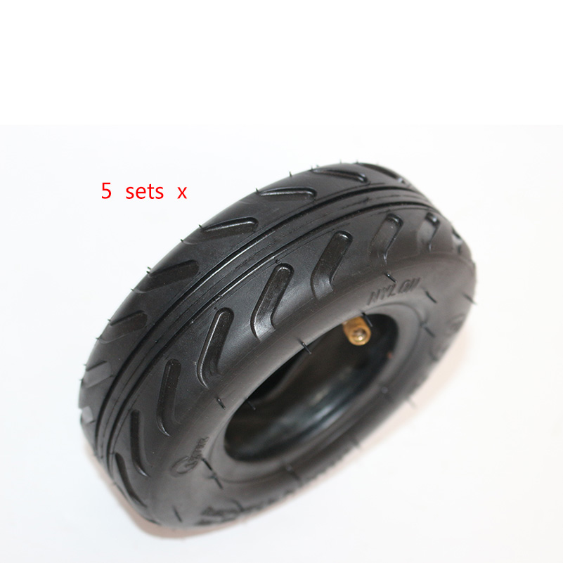 lots of 6 inch 6X2 Inner Tube tire Fit for Electric Scooter Wheel Chair Truck F0