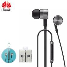Original Huawei AM13 Honor Engine2 Bass Earphone Stereo Piston In-Ear Earbud with Mic for Huawei Samsung HTC Xiaomi Meizu Phones