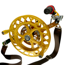 FREE SHIPPING 9.9/ 25CM Aluminum Alloy Kite Line Reel / Winder Lock Anti-Lock+Disc Brake Flying Tools Outdoor Games