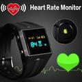 Bluetooth Smart Watch Smartwatch спортивные часы Наручные монитор Сердечного Ритма Смарт-Часы Для Apple iPhone Android Телефон Водонепроницаемый