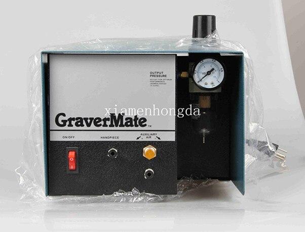 Free Shipping Pneumatische Impact Graviermaschine Foot Pedal Control Graver Tool
