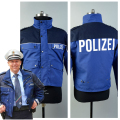 Germany Deutschland Nordrhein-Westfalen Cosplay Costume Police Officer Uniform Jacket Coat
