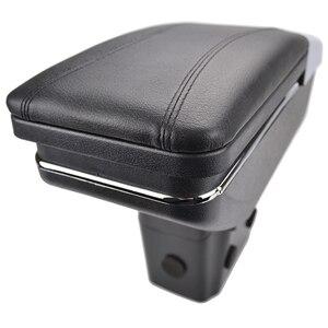 Image 4 - Reposabrazos giratorio para consola central, caja de almacenamiento, reposabrazos, para Chevrolet Cruze / Holden Cruze 2013 2018, 2009, 2015, 2010