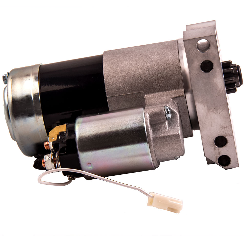 V8 Big / Small Block Starter Motor For Chevrolet Chevy V8 283 307 327 350 400 396 427 454 3Hp 1248 83 12V