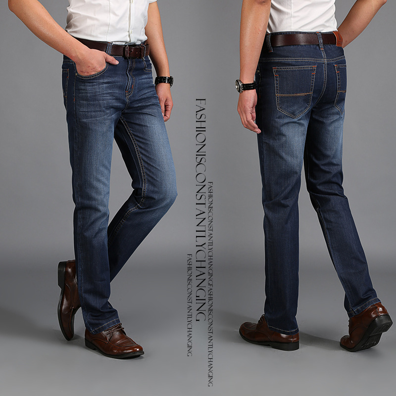Aliexpress.com : Buy Lightweight men jeans plus size straight