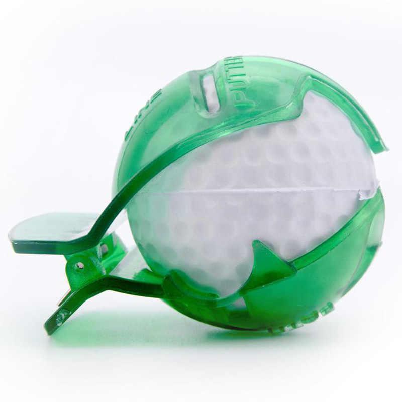 Recentemente Fodera Pallina da Golf Clip di Marcatore di Allineamento Strumenti di Accessori in Plastica Marcatura Scribe Marks Template Disegnare BFE88